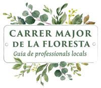 Carrer Major de La Floresta Logo