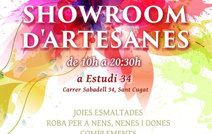 SHOWROOM d'ARTESANES a Sant Cugat